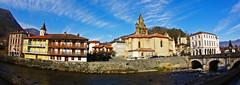 Villages ariégeois (PierreG_09) Tags: villages rivière salat pyrénées pirineos ariège coursdeau seix couserans