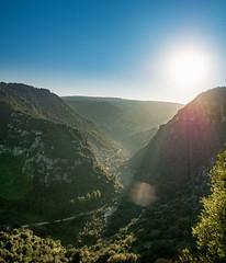 Valle  dell'Anapo (HamburgerJung) Tags: landscape panasonic sicily landschaft sicilia sizilien pantalica gm5 valledellanapo necropolisofpantalica panasonicgm5