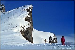 Leukerbad (Canton du Valais) Suisse.