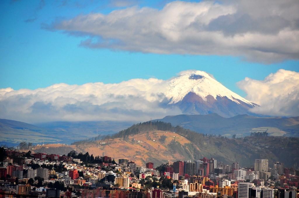 Quito ở Ecuador