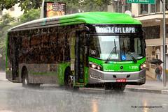 1 2525 (American Bus Pics) Tags: bus colors rain sãopaulo chuva millennium mercedesbenz caio brt omnibus sptrans