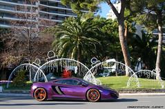 Gemballa 12C (Clment | www.carbonphoto.fr) Tags: auto car nikon automobile purple violet voiture monaco mc mclaren tuning supercar orang mp4 laren violette gemballa 12c d300s