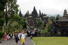 Besakih - Aufgang; Bali, Indonesien (3) (Chironius) Tags: bali indonesia besakih indonesien