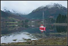 Bishop's Bay, Loch Leven (stephen dutch BDPS) Tags: winter boats outdoors scotland ballachulish lochaber lochleven scottishloch bishopsbay