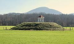 helen   white county georgia (65mb) Tags: northgeorgia burialmound indianmound whitecountygeorgia helengeorgia 65mb indiansingeorgia