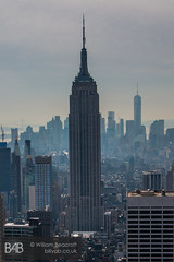 Rockefeller Center (BillyAB) Tags: newyork nyc ny newyorknewyork newyorkcity manhattan holiday america usa winter february cold topoftherock rockefeller canonefs18135mmf3556is canoneos70d 70d empirestate empirestatebuilding empire state billyab