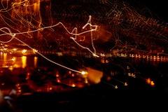 Let's turn up the lights.. (davidmoscoso4c) Tags: city night open shutter eivissa