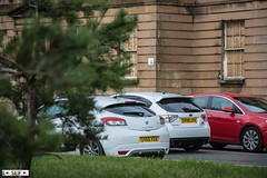 Renault Megane Coupe GT CUP + SUBARU impreza wrx STI Glasgow 2016 (seifracing) Tags: show cars cup scotland glasgow transport scottish police security renault subaru trucks gt impreza wrx sti coupe spotting services strathclyde megane 2016 seifracing