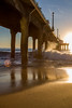 Manhattan Beach Pier -27   9927 (Katbor) Tags: lensflare manhattanbeach manhattanpier