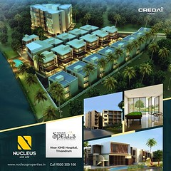 Designed & accessorised to an exceptional & simplified modern standard, Nucleus Spells provides you with the perfect touch of luxury!  #Kerala #Kochi #India #Trivandrum #Architecture #Home #Construction #City #Elegance #Environment #Elegant #Building #Bea (nucleusproperties) Tags: life city india building home nature beautiful beauty architecture design living construction realestate view apartment interior gorgeous lifestyle style atmosphere kerala villa environment elegant exquisite comfort luxury kochi trivandrum elegance