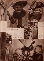 Utrecht in woord en beeld 1937   Sint Nicolaas  b (janwillemsen) Tags: sinterklaas zwartepiet magazineillustrationutrechtinwoordenbeeld1937
