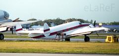 N1NF Lockheed Model 18-50 Lodestar c/n 18-2185 (eLaReF) Tags: cn model fort lauderdale fortlauderdale lockheed 1850 lodestar kfll 182185 n1nf