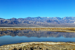 Last Of Lake Manly, Death Valley, January 2016 (Bob Palin) Tags: usa california deathvalley outdoor nationalpark orig:file=2016012804675 water southwest landscape desert lakes canonef24105mmf4lisusm canon club100 15fav 510fav instantfave 100vistas ashotadayorso autoremovedfrom1to5faves 100v10f 1025fav