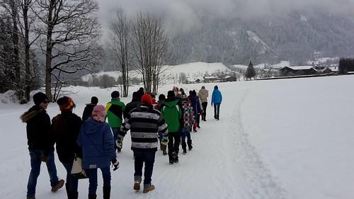 Wanderung zum FIS-Landesskimuseum Werfenweng