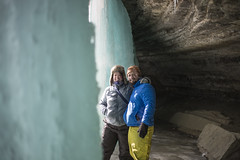IMG_4060-1 (Domini Brown) Tags: park people ice minnesota portraits wonder outside outdoors togetherness climb frozen waterfall state north minneapolis falls adventure explore kindness candids minnehaha