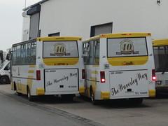 Waverley 23 (Coco the Jerzee Busman) Tags: uk bus islands coach jersey tours channel waverley