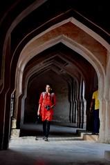 DSC_1235 (rajashekarhk) Tags: travel art heritage history tourism monument archs hampi queensbath hkr rajashekar