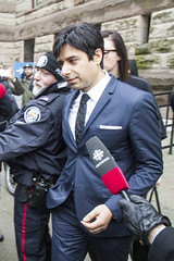 Jian Ghomeshi trial verdict (jer1961) Tags: toronto media protest police trial protesters oldcityhall mediascrum torontopolice ghomeshi jianghomeshi verdit ghomeshitrial ghomeshiverdict ghomeshiacquittal
