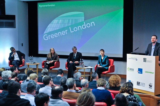 Thumbnail for Greener London Hustings