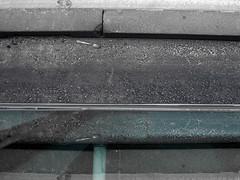 Cuchara. (s_manrique) Tags: calle reflejo piso cuchara