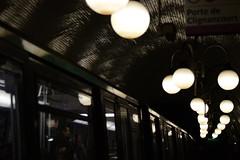 30/52 #52WP - Let it go... (Ilyeu L.) Tags: 50mm lights metropolitain letitgo sooc
