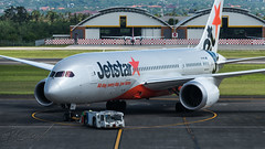 VH-VKH - Jetstar Airways - Boeing 787-8 Dreamliner (bcavpics) Tags: bali plane indonesia airplane aircraft aviation boeing airliner denpasar dps 787 ngurahrai 788 dreamliner jetstarairways wadd bcpics vhvkh
