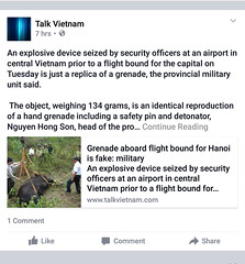 More bull... (Roving I) Tags: animals images airports bombs journalism errors reports talkvietnam