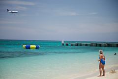 Edges (CAGATOTA) Tags: ocean blue costa gabriel praia azul airplane mar agua carlos jamaica 5d cinematographer irie avion oceano torres markii 24105 tabares cagatota