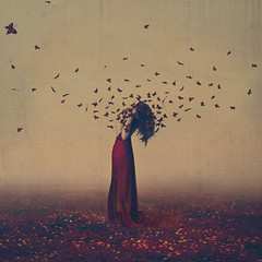 becoming (brookeshaden) Tags: selfportrait fineart convention conceptual photographyconvention brookeshaden creativegathering passionconvention creativeconvention