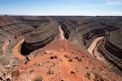 Goosenecks of the San Juan (Ken Barber) Tags: statepark travel river utah canyon chasm sanjuanriver meanders goosenecksofthesanjuan