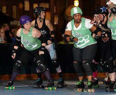 111__33028 (John Wijsman) Tags: rollerderby rollergirls indiana muncie skates partycrashers circlecityderbygirls cornfedderbydames gibsonskatingarena munciemissfits