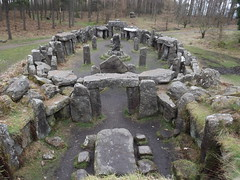 Druids Temple - Folly (TREASURES OF WISDOM) Tags: whatisthis love look mystery wow wonderful religious temple nice ancient standingstones worship shrine view spirit yes magic faith like visit sacred offering unknown ritual unusual vibes spirituality wisdom spiritual healing paganism brilliant shamanic folly pagan unseen mythical ceremonial druidstemple ilton intresting i druidisum highknowlefarm swintonbovouac