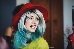 Portrait Of A Woman Fashion Photography Colourfull Diane Goldie Wearable Art (Rupert Hitchcox LRPS) Tags: fashionphotography colourfull portraitofawoman dianegoldie wearableartdianegoldiefashioncolourmeihuiliusuekreitzmancolourfulworldsfashionshowruperthitchcoxlondonenglanduk