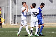 Giovanni Ribeiro e Gabriel Pirani (Santos Futebol Clube) Tags: santos fc campeonato paulista 2016 sub15