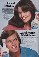 Head & Shoulders 1981 (moogirl2) Tags: vintage retro 80s 1981 seventeen 80shair vintageads headshoulders