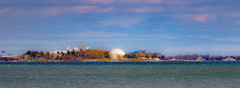 Ontario Place Toronto (A Great Capture) Tags: blue sky sunlight lake toronto ontario canada green water spring photographer purple sunny canadian sphere lakeontario ontarioplace springtime centreisland on agc wardsisland 2016 glod jamesmitchell adjm wwwagreatcapturecom agreatcapture mobilejay