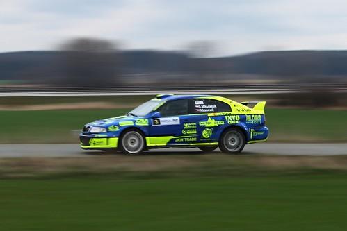 Škoda Octavia WRC III.