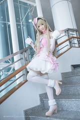 Minami Kotori (Tumeatcat) Tags: portrait anime thailand nikon cosplay d800 kotori coscom lovelive