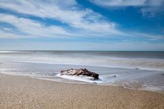 Compton Bay long exposure - DSCF8061 (s0ulsurfing) Tags: nature coast long exposure fuji natural compton coastal april fujifilm coastline isle wight 2016 s0ulsurfing xt1