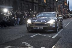 Carbon Aston Martin Vanquish (EU-Media) Tags: car scotland nikon edinburgh martin rally carbon 3000 supercar aston gumball d600 vanquich