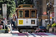(seua_yai) Tags: sanfrancisco california people urban usa america publictransit wheels thecity muni bayarea northamerica streetstreetcar sanfrancisco2016 historicstreetcablecar
