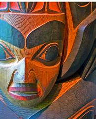 Haida Carving (Bad Kicker) Tags: art totem carving haida firstnationsart