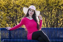 Mnika (tiszafoto) Tags: portrait girl canon eos model 70200mm portr 70d