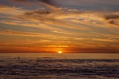 sunset on the pacific (boobie40) Tags: beach sandiego pacificocean beachtown d810