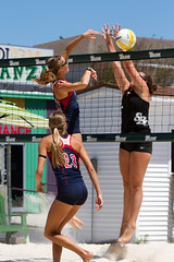 IMG_4874 (EddyG9) Tags: arizona set female women louisiana university outdoor beachvolleyball lsu spike athletes ncaa dig invitational tulane serve 2016 sandvolleyball