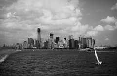 DSC_2308 (abi.rayner) Tags: nyc newyorkcity sea blackandwhite monochrome skyline architecture landscape photography photo manhattan tonal