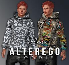 Egoisme - Alterego (Ramses Meredith) Tags: fashion design 3d mesh milano clothes secondlife outfits galleria egoisme