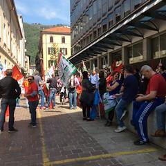Sciopero Metalm (79) (CISL dei LAGHI - Como e Varese) Tags: fim ipad20416