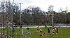 Falmouth Town 0, St Just 4, Cornwall Combination League, April 2016 (darren.luke) Tags: st landscape town football cornwall just fc falmouth grassroots cornish nonleague