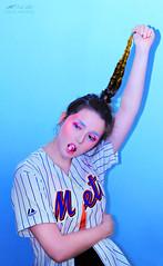 aesthetic pills (Carlos Maniscal) Tags: pink blue orange sexy girl beautiful hair colorful baseball grunge makeup pale girlpower bubblegum sporty braid aesthetic yellowhair vaporwave carlosmaniscal